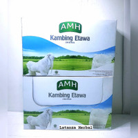 Susu Kambing Amh Vanilla / Original