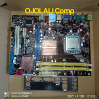 Mainboard Motherboard Mobo G31 DDR2 ASUS P5KPL AM SE