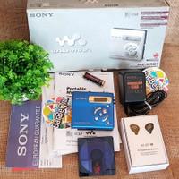 Minidisc Player - Sony MZ-R501