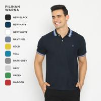 MATSUDA Kaos Polo Shirt Pria Kerah Abashiri
