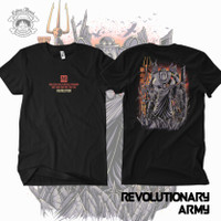 Kaos Baju Tshirt Anime One Piece Revolutionary Army