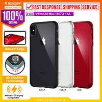 iPhone XS Max / XS / X / XR Case Spigen Clear Anti Shock Ultra Hybrid