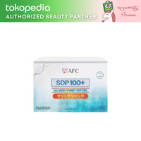 AFC SOP100+ MADE IN JAPAN ISI 28 SACHET