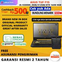 ASUS TUF F15 i5-10300H GTX 1650 FX506LH-I565B6B 144Hz 8GB 512GB FHD