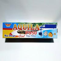 AQUILA P950 NEW DESIGN 3 IN 1 TOP FILTER AQUARIUM *PREMIUM QUALITY*