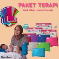 PAKET TERAPI Baby Cloudfoam / Bantal anti Peyang+Hand pillow