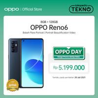 OPPO Reno6 Smartphone 8GB/128GB (Garansi Resmi) - Hitam, 2