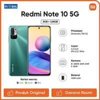 Xiaomi Redmi Note 10 5G Smartphone (8/128GB) Garansi Resmi