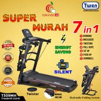 Treadmill Listrik Twen Model T309M / Treadmill Elektrik Terbaru
