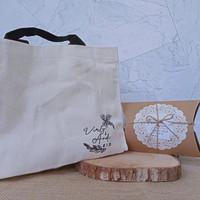 Souvenir Handbag Kanvas
