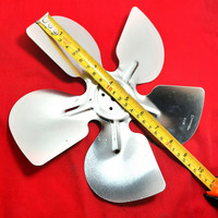 Baling baling Kipas Showcase Bawah Diameter 23cm