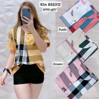 Baju Atasan Wanita Import Katun - 855312