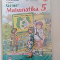 BUKU MATEMATIKA KELAS 5 SD DAN KELAS 6 BSE