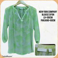 New York Company Blouse Sifon