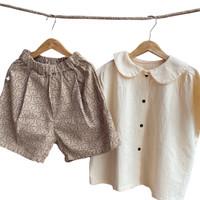 Baju Anak Perempuan Fashion Import Korea Style - MOON + LILY Set