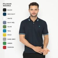 MATSUDA Kaos Polo Shirt Pria Kerah Fukui