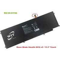 Bateray Laptop Razer Blade Stealth 2016 V2 I7-7500u Rc30-0196