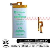 Baterai Huawei Honor 4C HB4444199EBC+ Double IC Protection