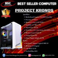 PC Gaming - Project Kronos (Gigabyte B365M Aorus Elite)