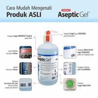 ONEMED Aseptic Gel Pump 500ml / ONEMED Aseptic Gel Dispenser 500ml