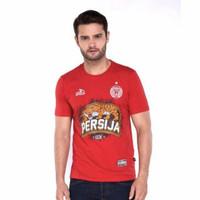 Kaos Persija Macan Red Specs 2018 - Merah, S