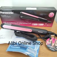 Panasonic EH-HV21 Straight & Curl Straightener - Garansi Resmi