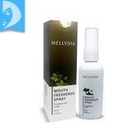 Mouth Freshener Spray Mellydia / Penyegar Bau Mulut