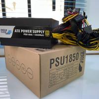 POWER SUPPLY INDOCASE MINING 1850WATT PSU1850