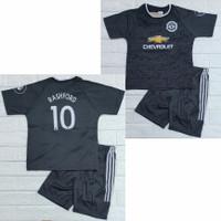 setelan baju sepakbola anak umur 8 bulan sampai 10 tahun keatas