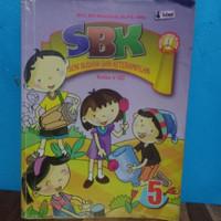 Buku SBK seni budaya dan keterampilan Yudhistira SD kelas 5
