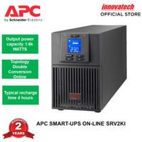 APC SRV2KI Easy UPS Smart Online 2000va 1600watt