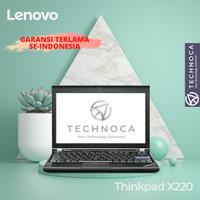 LAPTOP SECOND LENOVO X220 CORE I5 GEN 2/4GB/320GB MURAH GARANSI 6BULAN