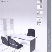 meja kantor /meja 1 biro/meja victor/meja kerja/