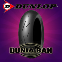 BAN MOTOR SPORT DUNLOP SPORTMAX ALPHA-13 SP UK 150/60-17 TUBELESS