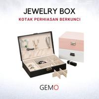 Kotak Perhiasan Jewerly Box Cincin, Kosmetik, Gelang ,Anting, Kalung