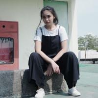 Sakira jumpsuit - black
