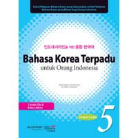 bahasa korea terpadu untuk orang indonesia ( book 5)