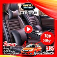 Sarung Jok Mobil Mbtech Brio Jazz Mirage Yaris Agya HRV Ayla Swift