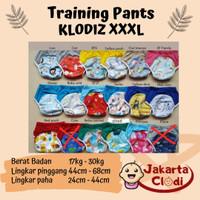 Training Pants Baby Reusable Toilet Training Klodiz XXXL - Request by Chat