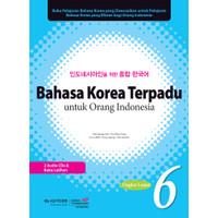 bahasa korea terpadu untuk orang indonesia ( book 6)
