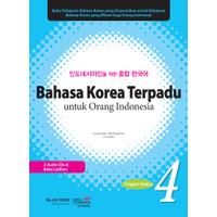 bahasa korea terpadu untuk orang indonesia (book 4)