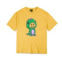 Drew House Dinodrew T-Shirt Yellow - L