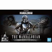 The Mandalorian 1/12 Beskar Armor Silver Coating ver Bandai