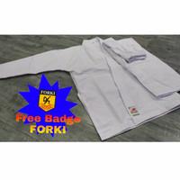 Baju Karate Anak Dewasa Muvon Pemula kualitas Nasional - S