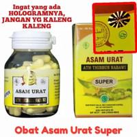 Obat Asam Urat Dan Kolesterol Herbal Ampuh Ath Thibbun Nabawi Original