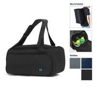 Elfs Tas Ransel Travel Gym Bag Multifungsi 2in1