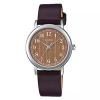 Jam Tangan Wanita Casio Analog Brown Dial LTP-E145L-5B2DF