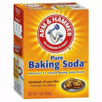 Arm & Hammer Hamer Pure Backing Soda Powder - Tepung Baking Soda 454gr