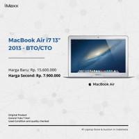 Apple MacBook Air 13 2013 i7-4650U BTO/CTO (Second)