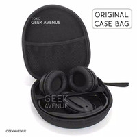 Tas Headphone Case Pouch Box Headset Bag Hardcase Universal Slim